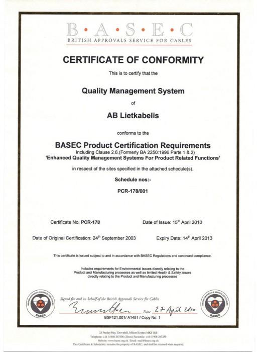 Self Certification Template